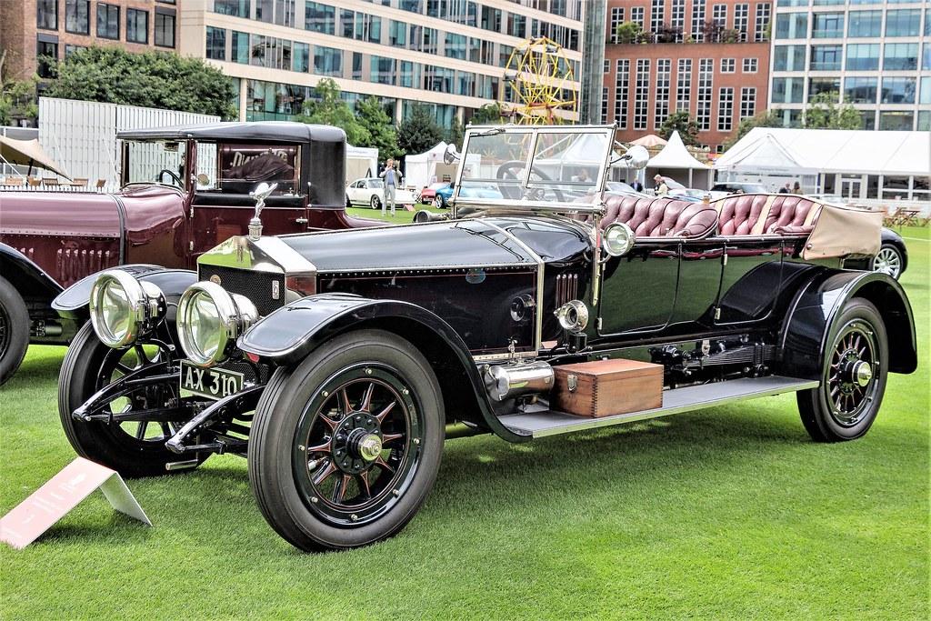 1912 rolls royce silver ghost london to edinburgh city. Black Bedroom Furniture Sets. Home Design Ideas