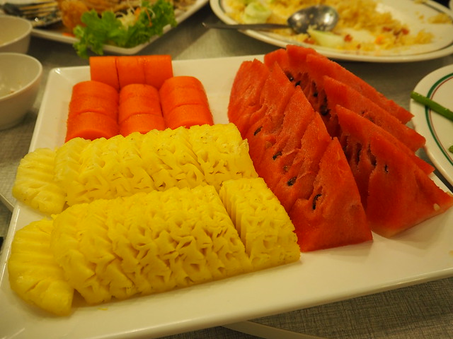 P6212376 ソンブーン・シーフードレストラン スラウォン店(Somboon Seafood Restaurant surawong) bangkok thailand バンコク タイ