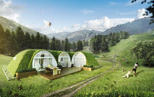 green magic homes green magic homes flickr. Black Bedroom Furniture Sets. Home Design Ideas