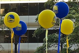Dubs - 2017 Champions Balloons