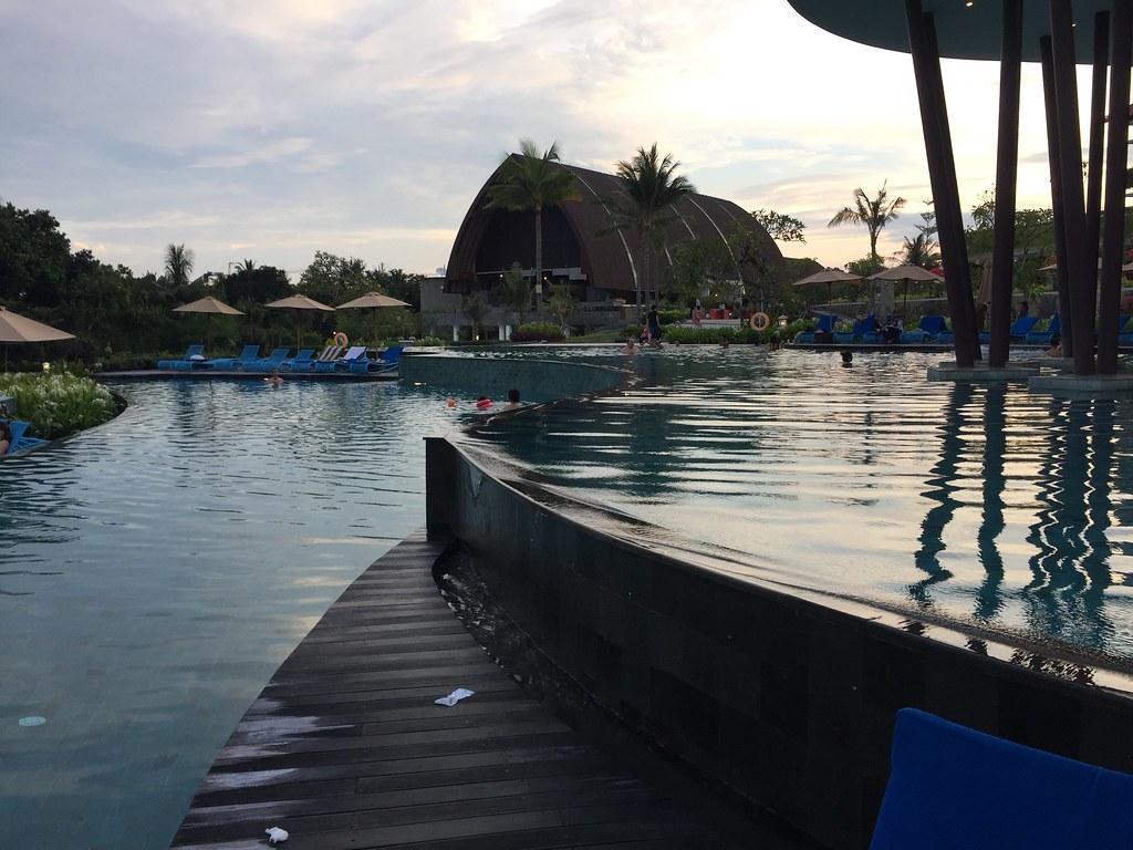 Inaya Putri Bali - Hotel Pools
