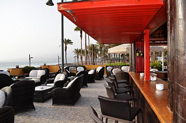 Chiringuito, Hotel Villa Cortes, Playa de las Américas, Tenerife