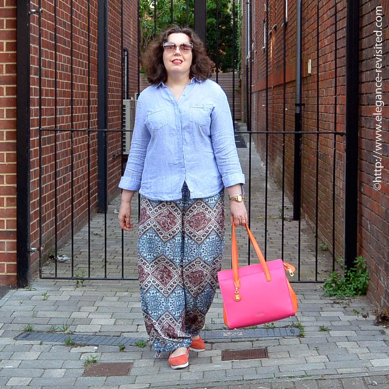 how to wear boho over 40