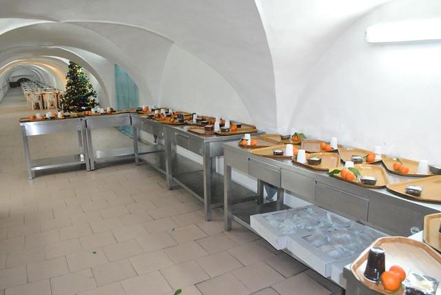 """Distribuzione pasti presso """"La Tenda"""""""