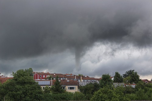 Funnel Cloud | by sponki25