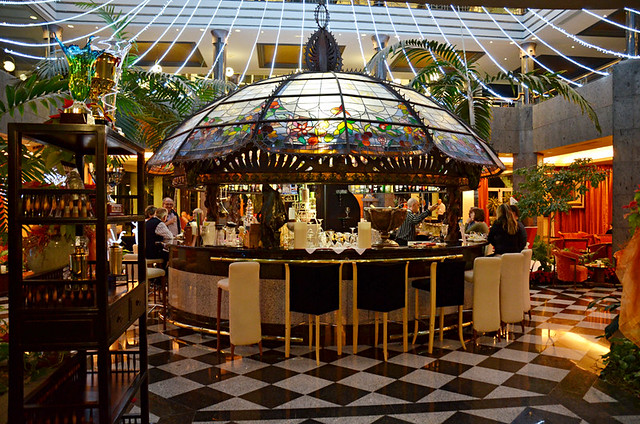 Tiffany's Bar, Hotel Jardines de Nivaria, Costa Adeje, Tenerife