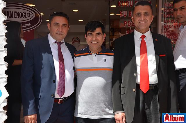 Ejder Bilgen, Mustafa Yılmaz, Mustafa Hurmacı