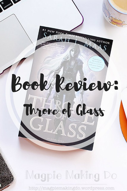 Book Review-Throne of Glass