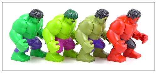 LEGO Marvel Superheroes Hulk 2017 02