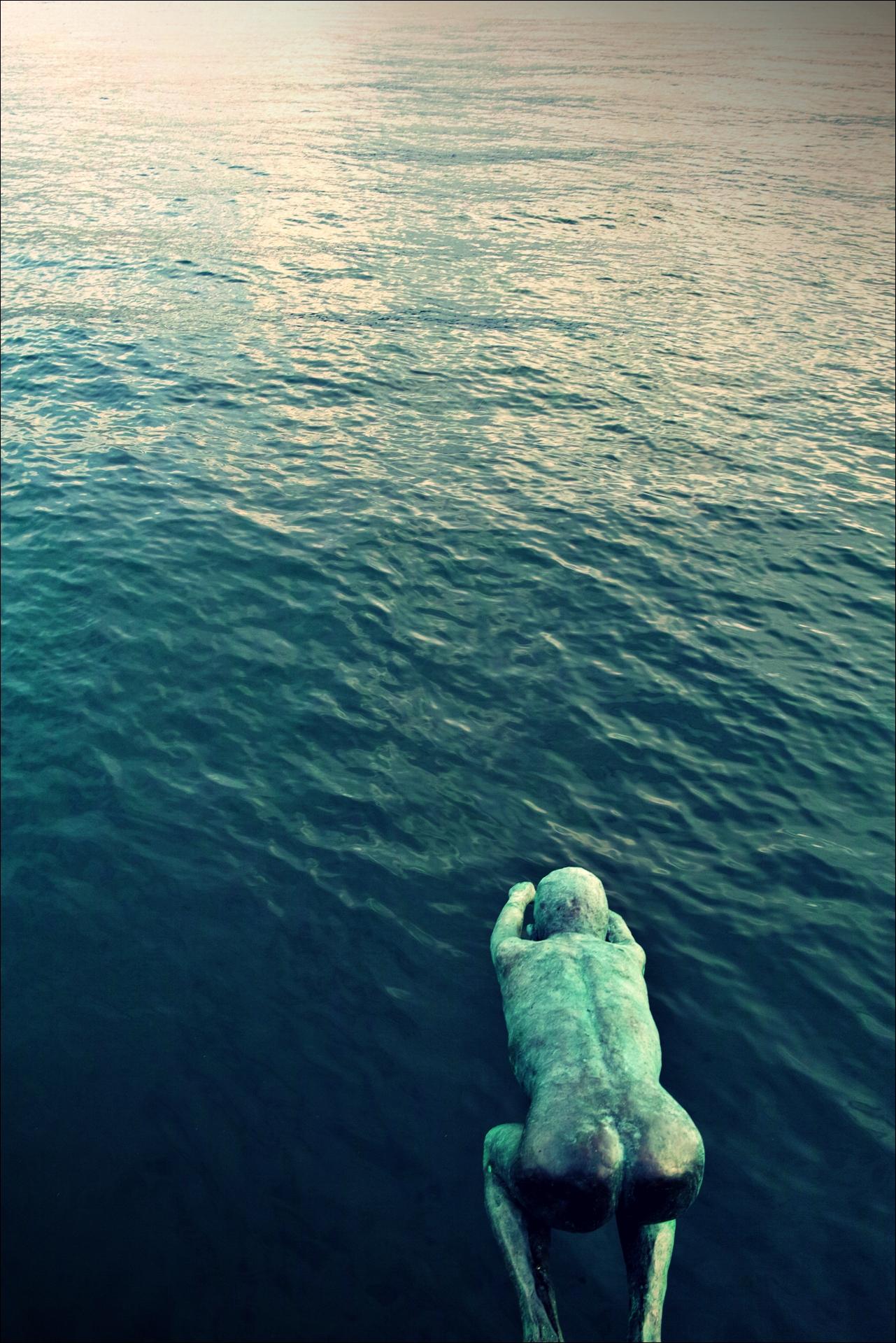 다이빙 동상-'산탄데르 둘러보기(Sightseeing Santander)'
