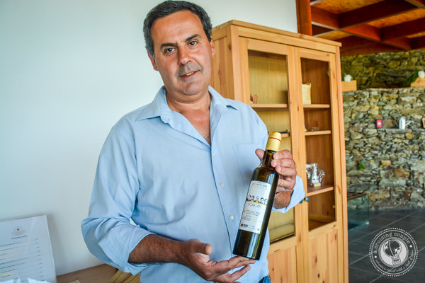Owner of D'Origem in Douro Valley