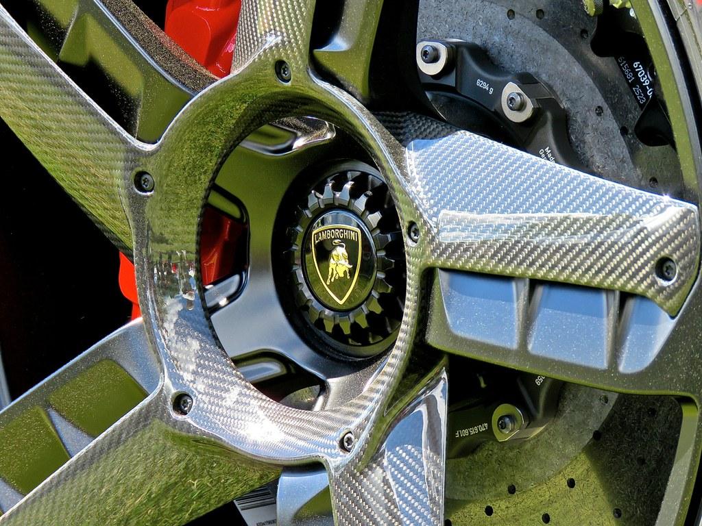 Lamborghini Centenario 6