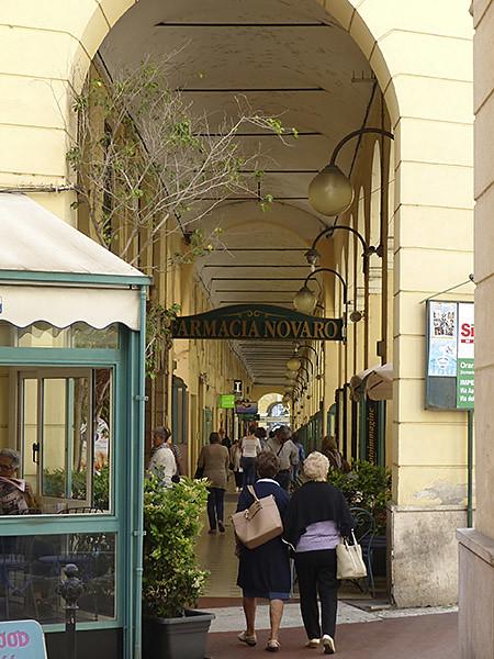 les arcades d'Oneille