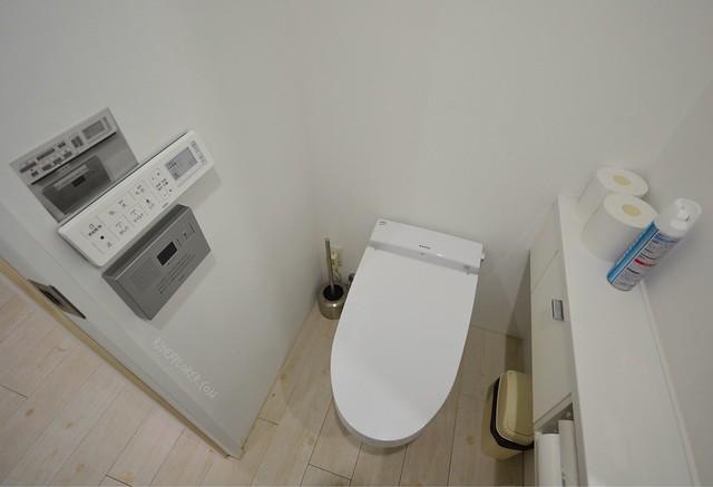 the dorm hostel osaka toilet and restroom