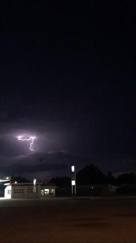 Storm shots.