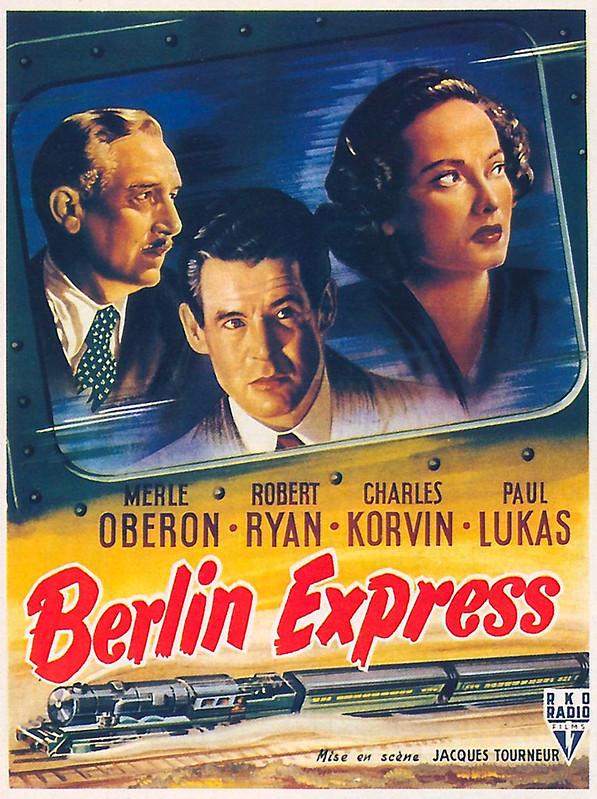 Berlin Express - Poster 2