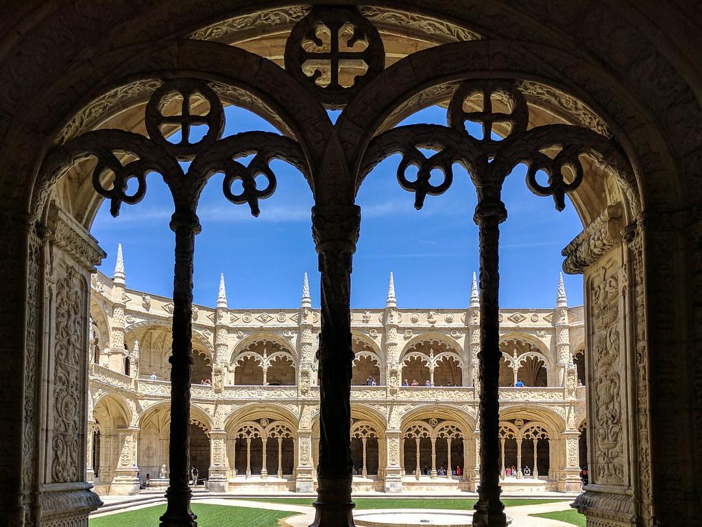 Lisbon, Cloister