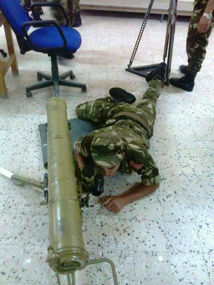 القوات البرية الجزائرية [  Missiles Anti-Chars ]   - صفحة 2 34735596823_662941cbda_o