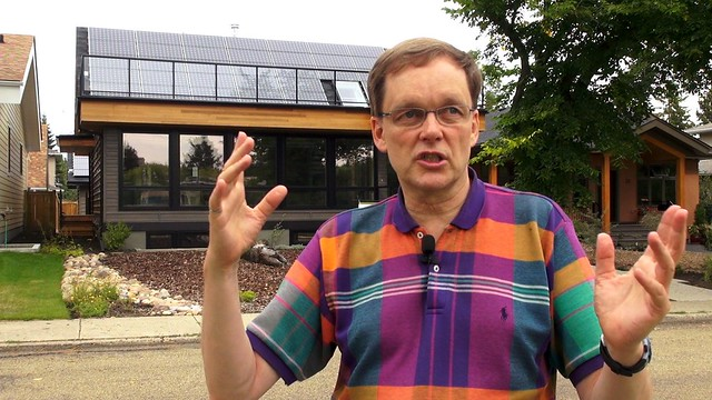 173. Gordon Howell - Solar pioneer