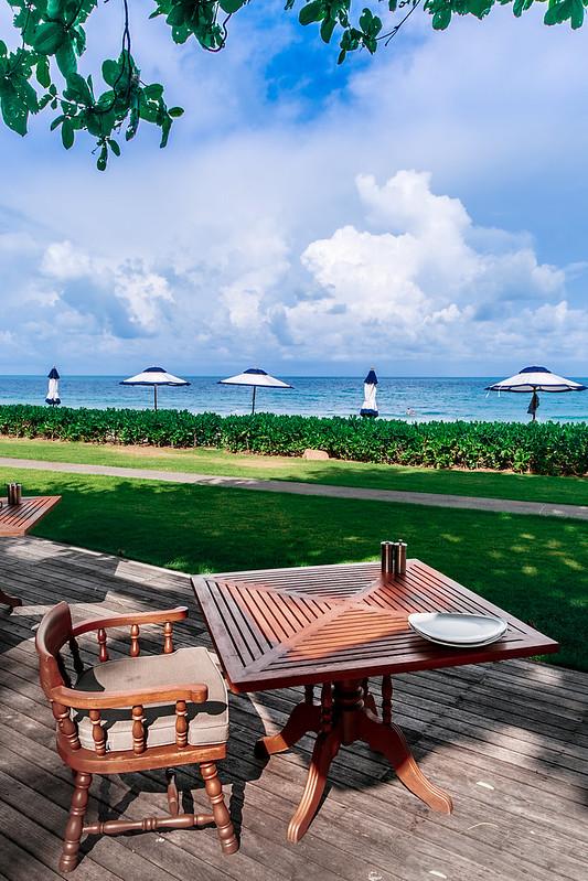 beachfront restaurants in Thailand, best beachfront dining in Thailand, dinner on the beach, lunch on the Beach, the luxury collection hotels, starwood, best Italian restaurant in Koh Samui