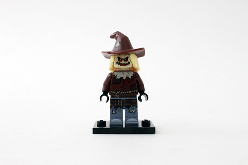 The LEGO Batman Movie Scarecrow Fearful Face-off (70913)