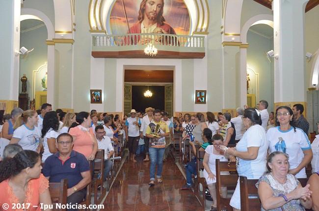 Missa e Coroação  de Nossa Senhora de Fátima em Ipu