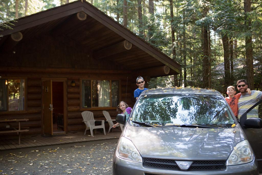 Tigh-na-mara cabin
