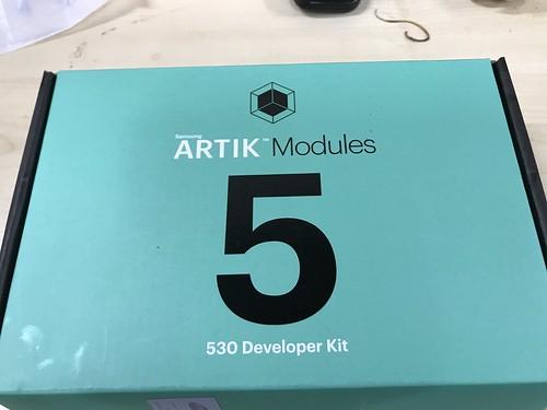 ARTIK 5 unpack