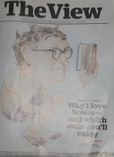 Bill Gates最喜欢的书大概是人物传记,而我却最不喜欢。不过,我挺爱看他的Gates Notes,惊讶他的阅读速度。