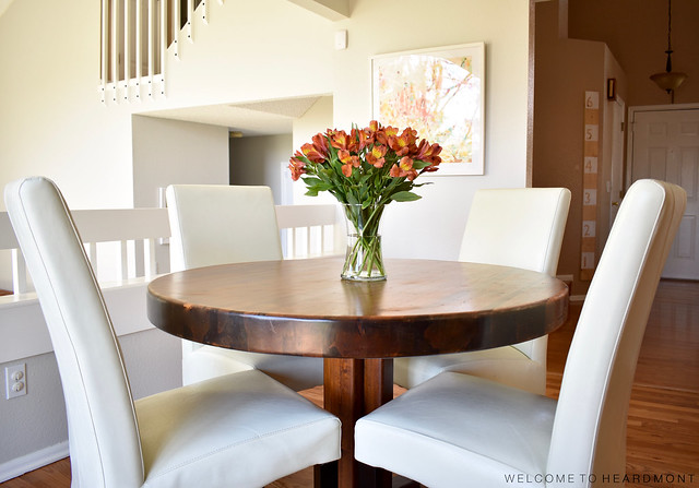Kitchen Table and Art | Welcome to Heardmont