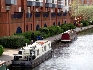 Worcester and Birmingham Canal 16.JPG | by worldtravelimages.net