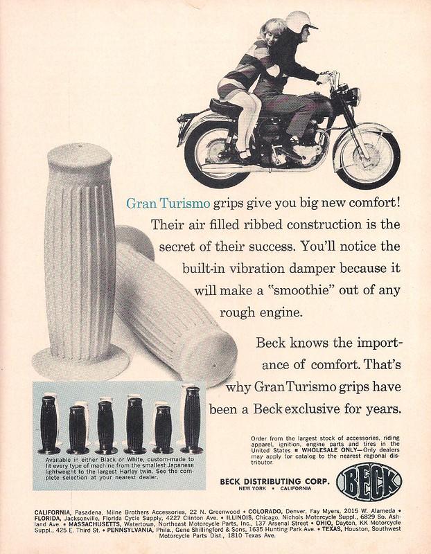 Gran Turismo grips