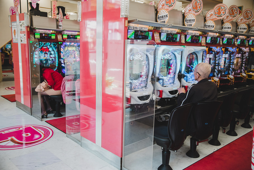 salon pachinko