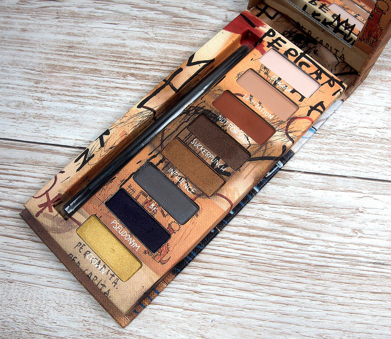 Urban Decay Gold Griot eyeshadow palette