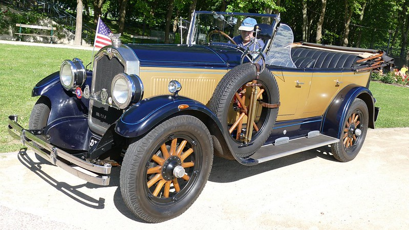 Buick Standard Six Touring 1927 - Suresnes (92) Juin 2017 35115026311_b4f86feb7f_c