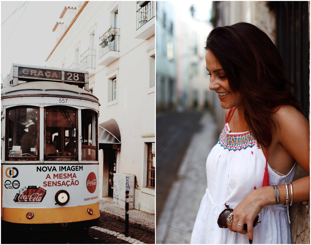 The Little Magpie Matalan Summer Outfits Lisbon