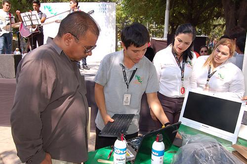 ITodo un éxito la Feria Educativa CECyTE 2017