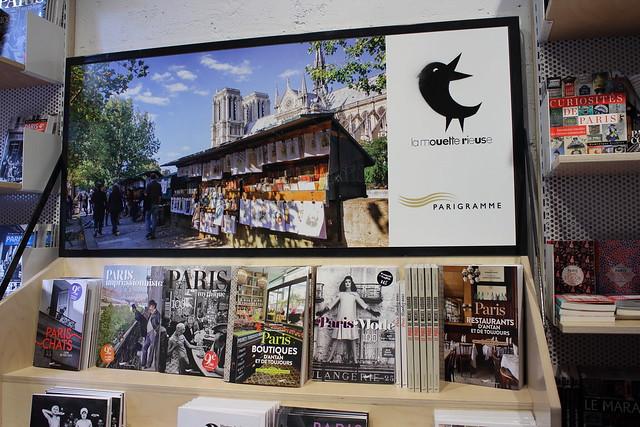 Librairie La Mouette Rieuse - Paris