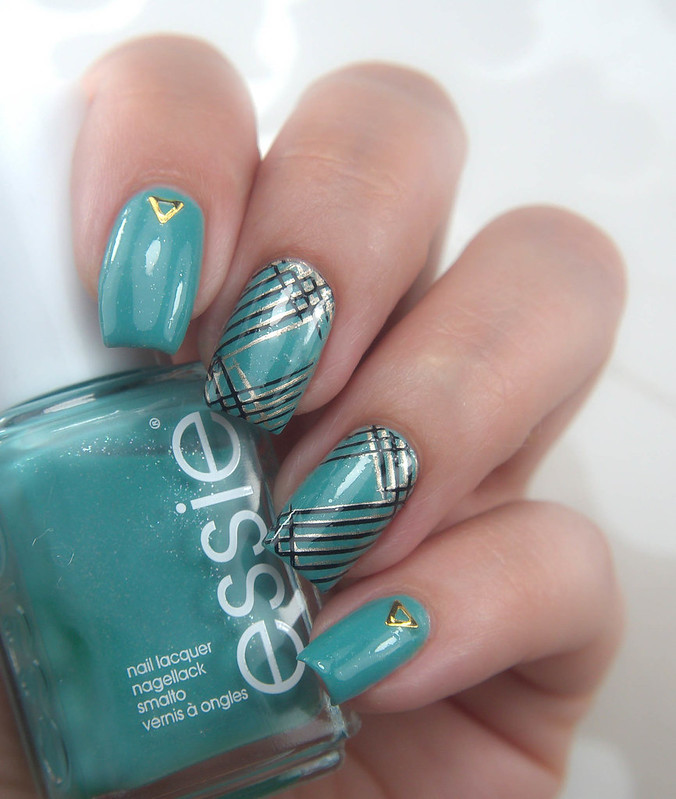 Essie Naughty Nautical