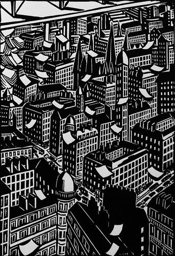 Masereel_Die Stadt_Motiv 14-web