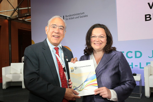 High-Level Policy Forum on the New OECD Jobs Strategy
