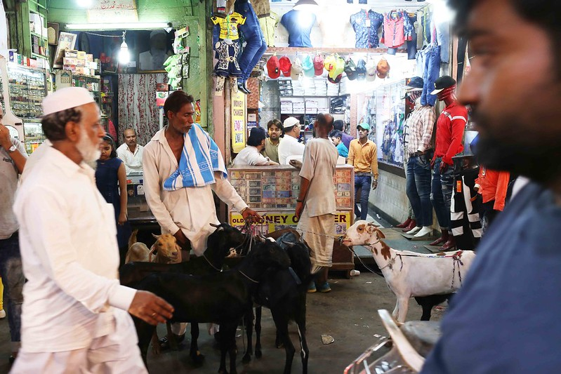 City Hangout - Ramzan Nights, Old Delhi