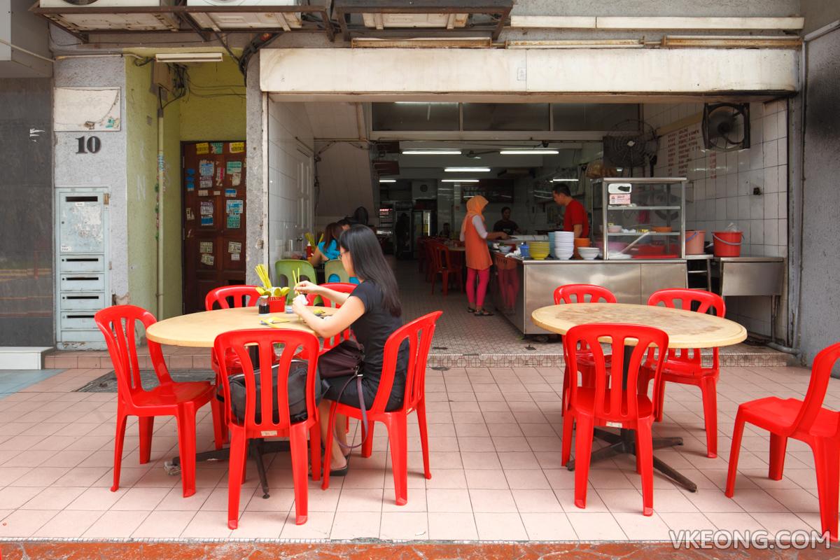 Teochew Seafood Noodle House Damansara Jaya