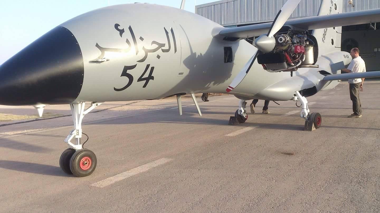 الجزائر تشغل و تصنع الطائرة بدون طيار الاماراتية [ United 40 Yabhon UAV ]  35513234795_1885b3c8e2_o