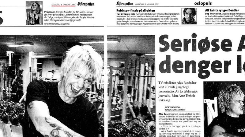 8. januar 2001 aftenposten 2