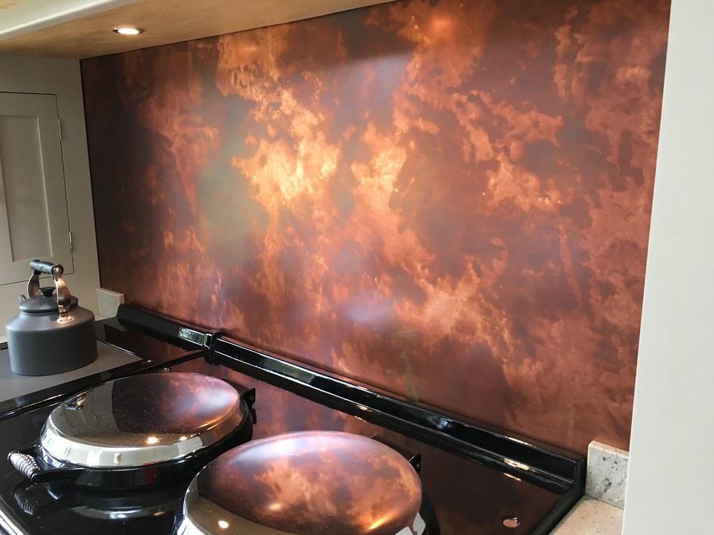 153 Bespoke Bronze Copper Splashback John Rutter Flickr