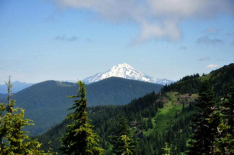Iron Mountain Hike Mount Jefferson @ Mt. Hope Chronicles