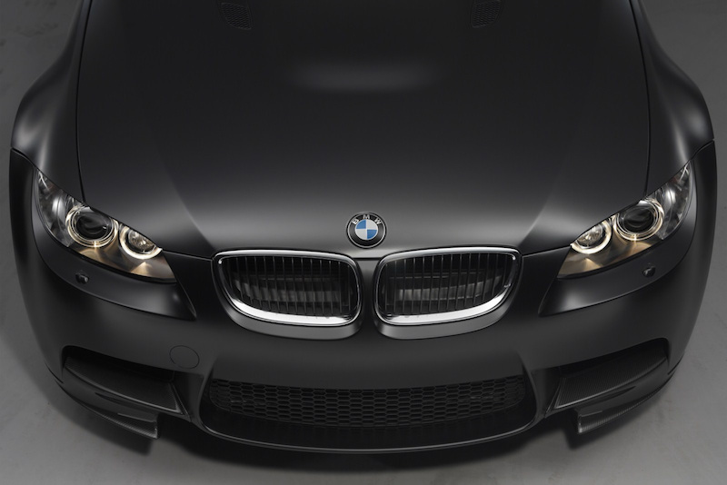 2011 BMW M3 (E92) Competition Frozen Black Edition
