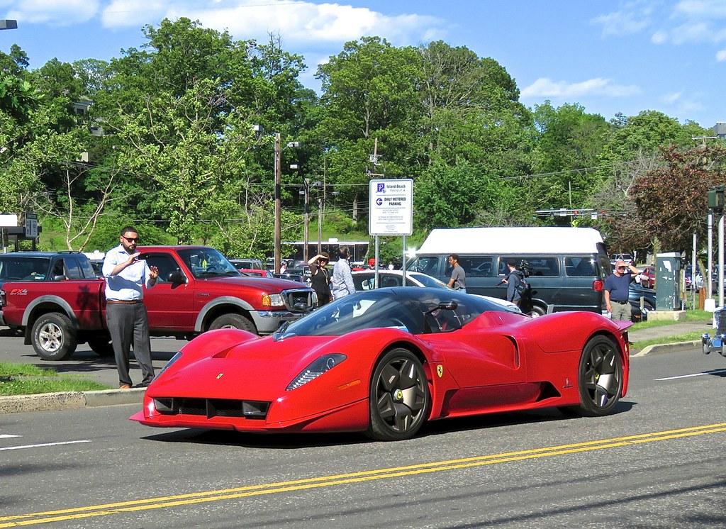 Ferrari P4-5 Greenwich 6
