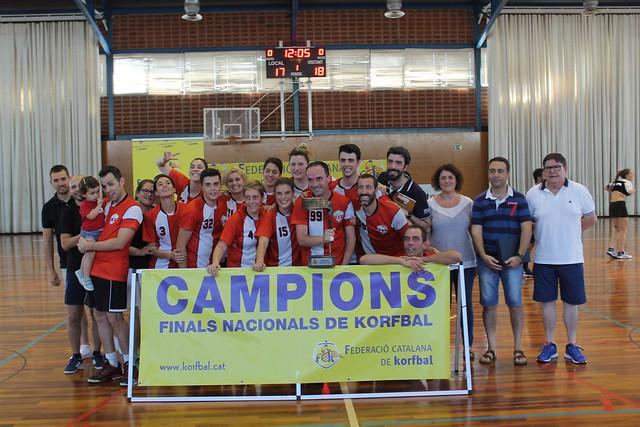 FINAL 2A DIVISIÓ NACIONAL 2016-17